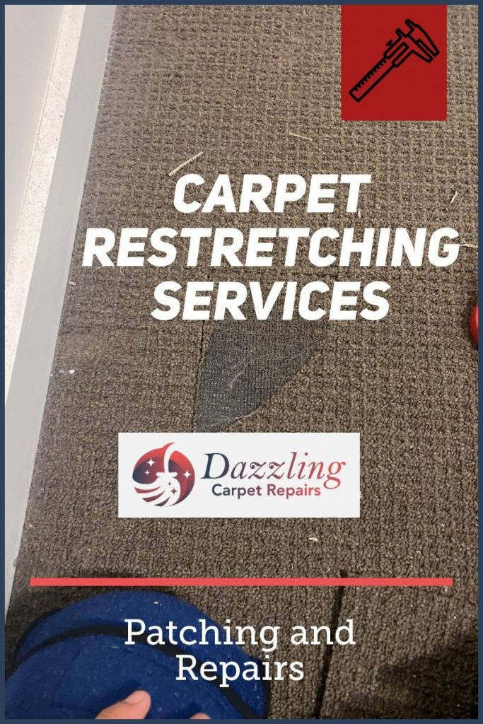 Local carpet restretching services